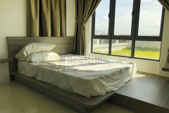 Bedroom 2 with Tatami Bed design