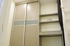 Sliding Wardrobe with Built in working table Bestmas