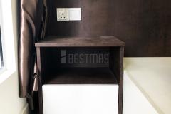 Master Bedroom with King Size Bedset design