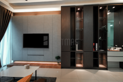 3.-Living-Room-with-Full-Height-TV-_-Display-Console-and-Coffee-Table-Design