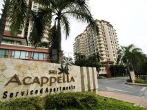 Sri Acappella Serviced Apartments @ Shah Alam