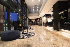 Suite Hotel Acappella Lobby design